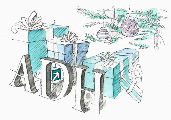ADH-Weihnachstspenden